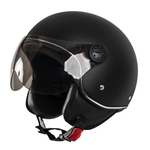 """monaco helmets """"Primo nero"""""""